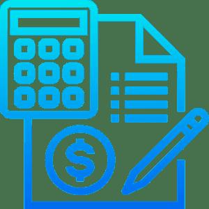 Logiciel de comptabilité et livres de comptes
